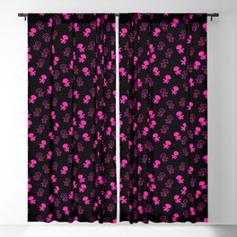 Aliens-Pink Blackout Curtain