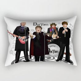 The Doctor Who Band Classic series iPhone 4 4s 5 5c 6 7, pillow case, mugs and tshirt Rectangular Pillow