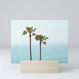 Morning in Laguna Beach Mini Art Print