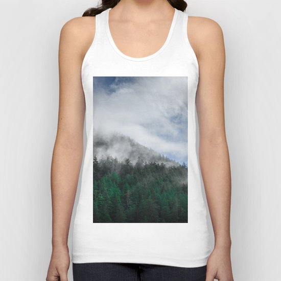 The Air I Breathe Unisex Tank Top