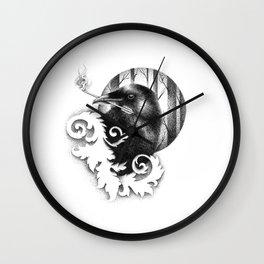 HUGINN Wall Clock