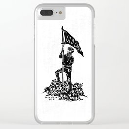 Watch Me Rise Clear iPhone Case