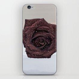 MISTY ROSE iPhone Skin