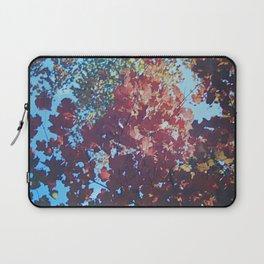 Minnesota Fall - Leaves - Wild Veda Laptop Sleeve