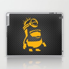 Mini Shadow Laptop & iPad Skin