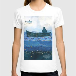 The Fisherman's Dream #2 T-shirt