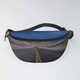 Endless Road Fanny Pack