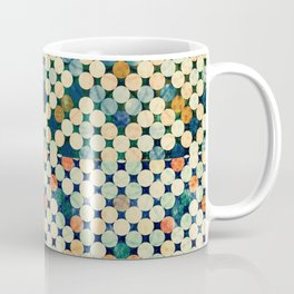 The Meek Dots Coffee Mug