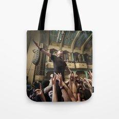 Rise Against Tote Bag