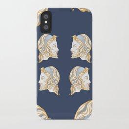 Maverick man iPhone Case