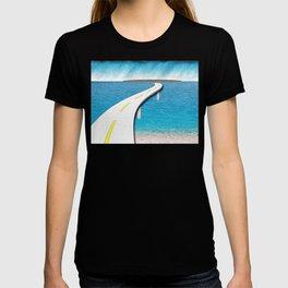 Road Work Ahead T-shirt