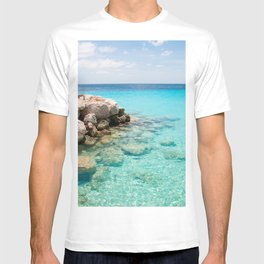 Caribbean Ocean Dream #1 #wall #decor #art #society6 T-shirt