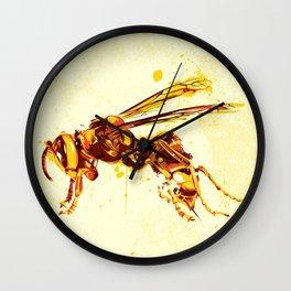 Hornet Wall Clock