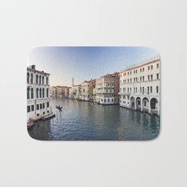 italy - venice - widescreen_559-560 Bath Mat