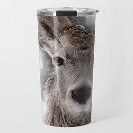 WINTER STAG Travel Mug
