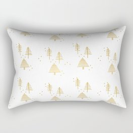 Au, Christmas Tree! Rectangular Pillow