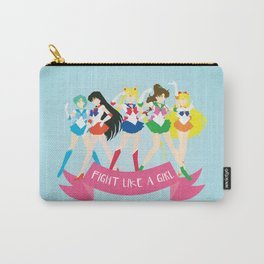 Fight Like a Girl: Sailor Senshi Carry-All Pouch