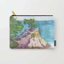 The Lone Cypress of Monterey Carry-All Pouch