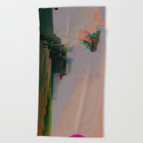 plmmsrd Beach Towel