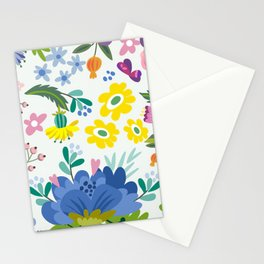 Poster Background | Spring Floral Stationery Cards