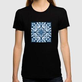 Portuguese Tiles - Classic Blue T-shirt