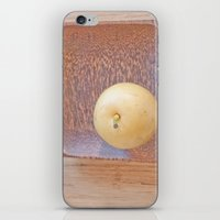 asian iPhone & iPod Skins featuring Asian Pear by Lyssia Merrifield