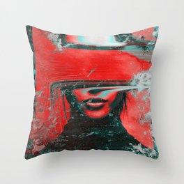 Razel Throw Pillow