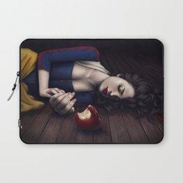 Poisoned apple Laptop Sleeve