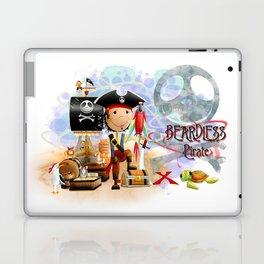 The Pirate Laptop & iPad Skin