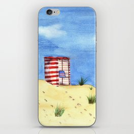 Summer Day at the Beach iPhone Skin