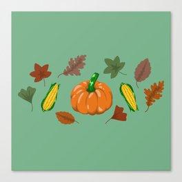 Fall #2 Canvas Print