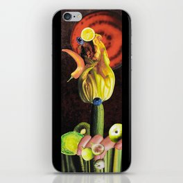 The Gardens of Earthly Delights iPhone Skin