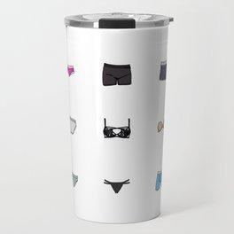 Underwear Travel Mug