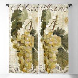 Tuscan Table Blanc Blackout Curtain