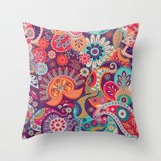 Shabby flowers #27 Throw Pillow