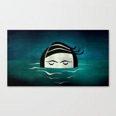 -I- Canvas Print
