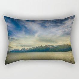 Jenny Lake Rectangular Pillow