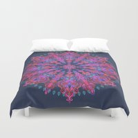 bohemian Duvet Covers featuring Bohemian by micklyn