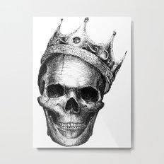 The Notorious B.I.G. Metal Print