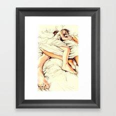 Origin of Love #5  Framed Art Print