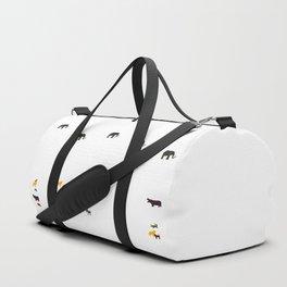 Serengeti March Duffle Bag
