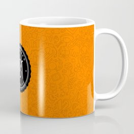 Orange Canovaro Manetti  Coffee Mug
