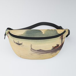 Venice Italy Grand Canal Fanny Pack