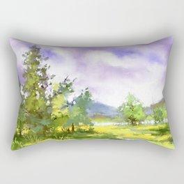 After summer storm Rectangular Pillow