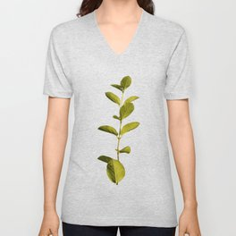 Botanica Art V3 #society6 #decor #lifestyle #fashion Unisex V-Neck