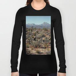 Cold Creek, Nevada Long Sleeve T-shirt