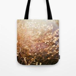 Desert Brush Tote Bag