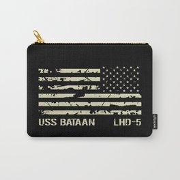 USS Bataan Carry-All Pouch