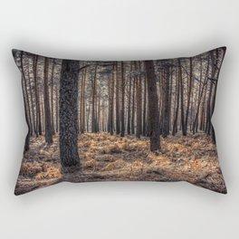 Forest #10 Rectangular Pillow