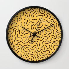 Trimmings Wall Clock